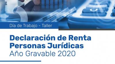 Declaración de Renta Personas Jurídicas Año Gravable 2020