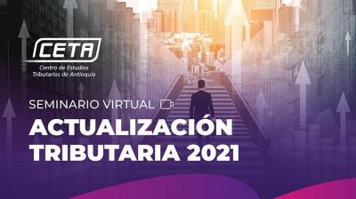 Seminario Virtual - Actualización Tributaria 2021