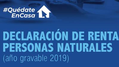 Taller de Declaración de Renta Personas Naturales. Año Gravable 2019